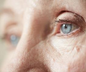 fotka očí